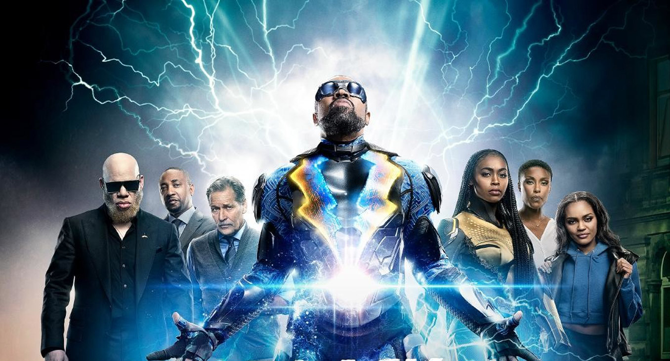 Black Lightning (Warner Bros./The CW)