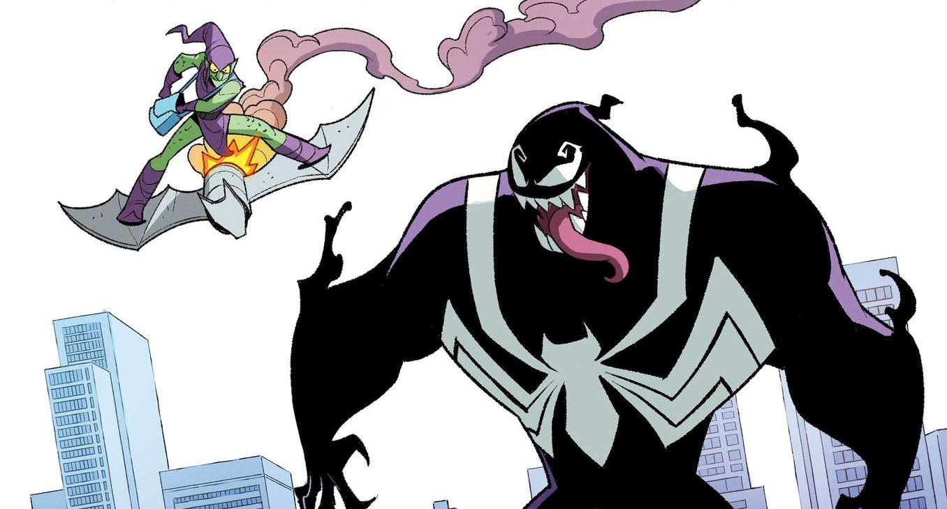 Spider-Man & Venom: Double Trouble (Marvel Comics)