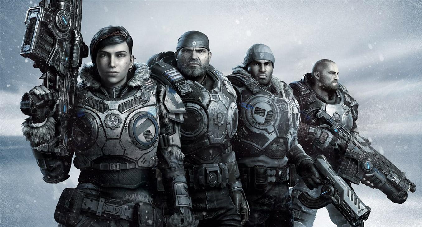 Gears 5 (Microsoft/Xbox)