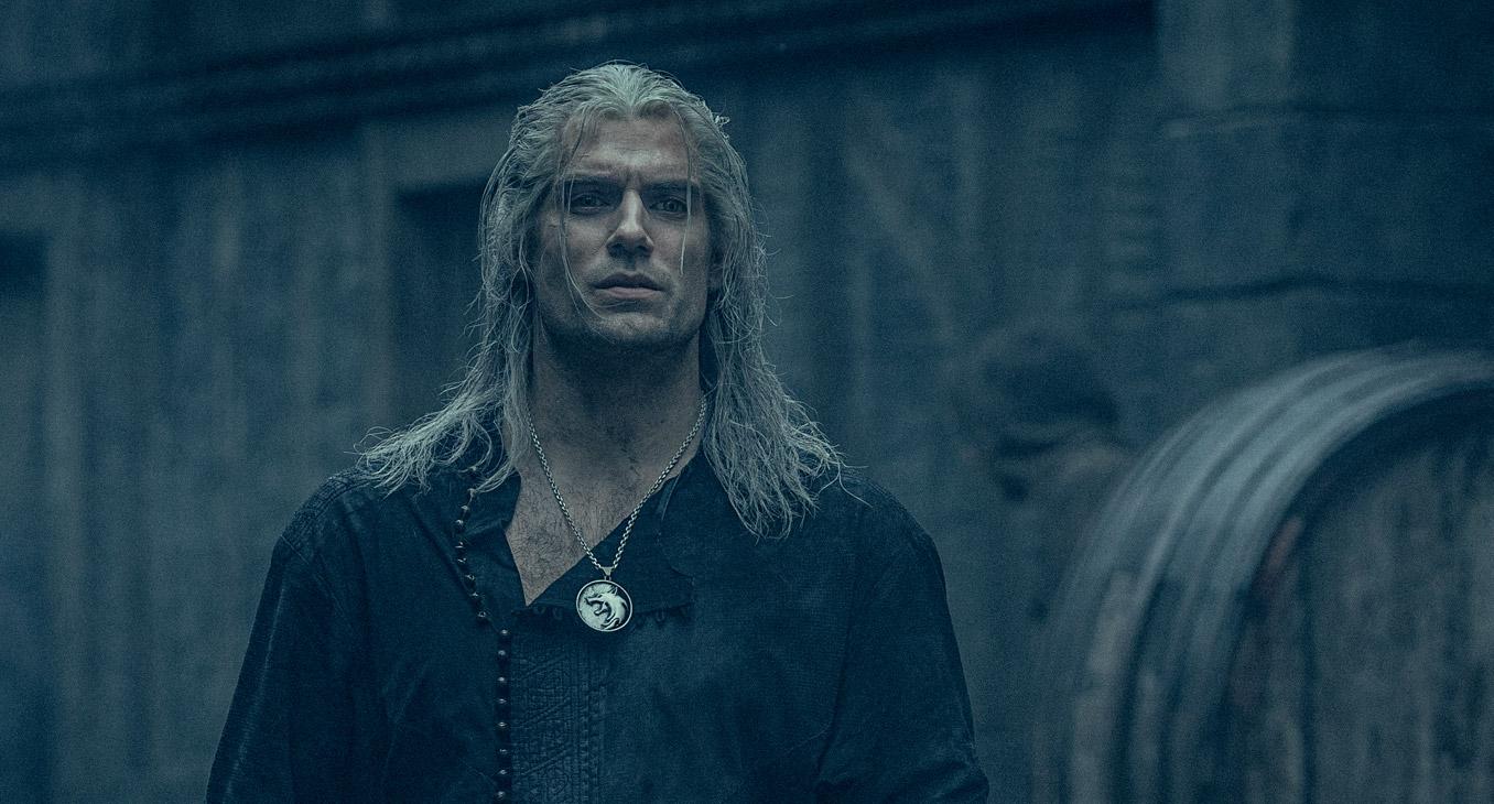 Henry Cavill. The Witcher (Netflix)