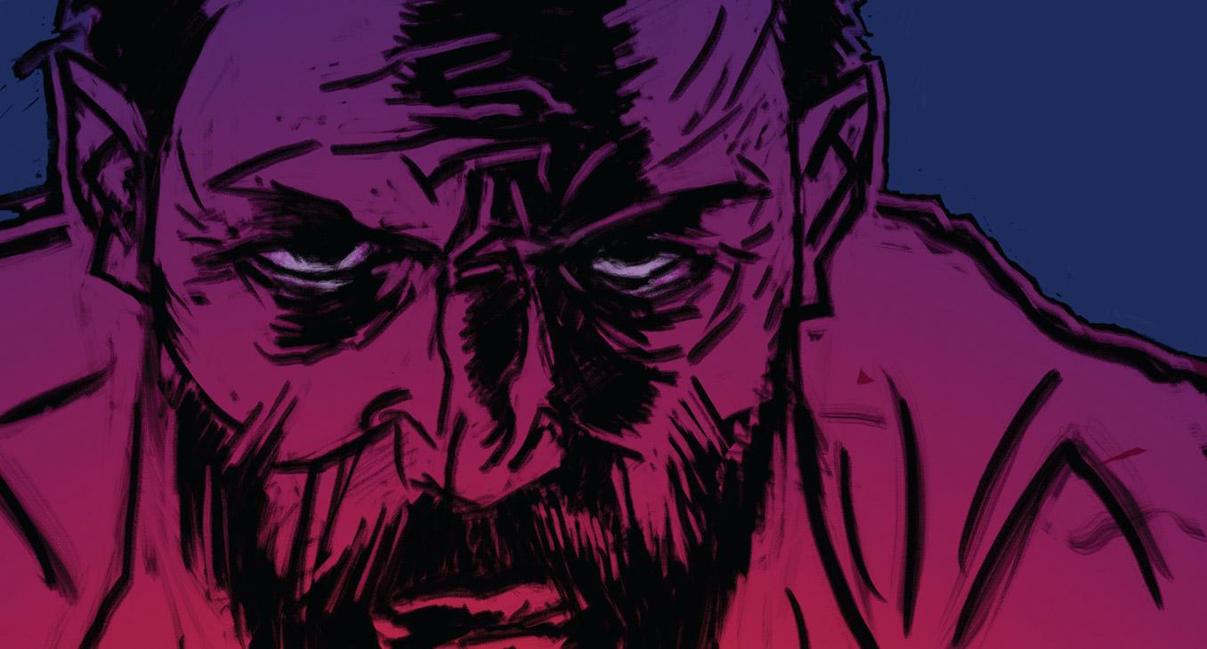 Whistleblower (Black Spot Comics)