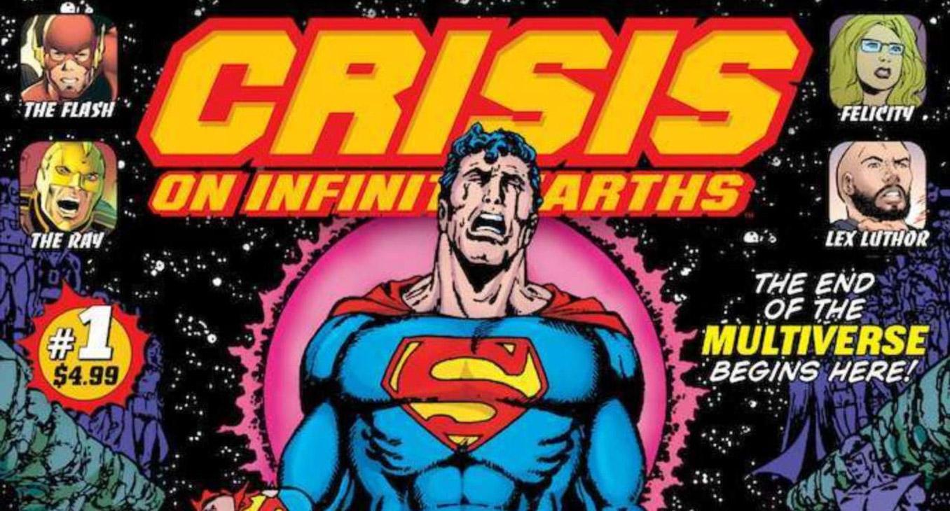 Crisis On Infinite Earths (DC Comics)