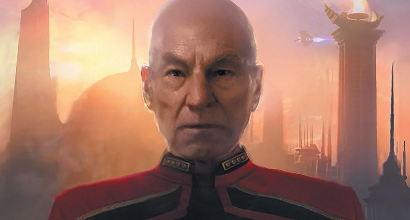 Star Trek: Picard - Countdown (IDW Publishing)
