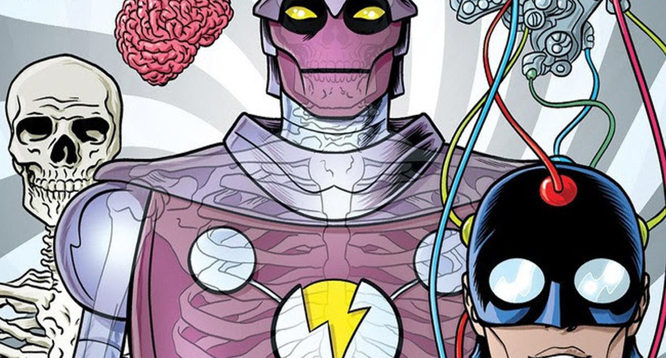 X-Ray Robot (Dark Horse Comics)