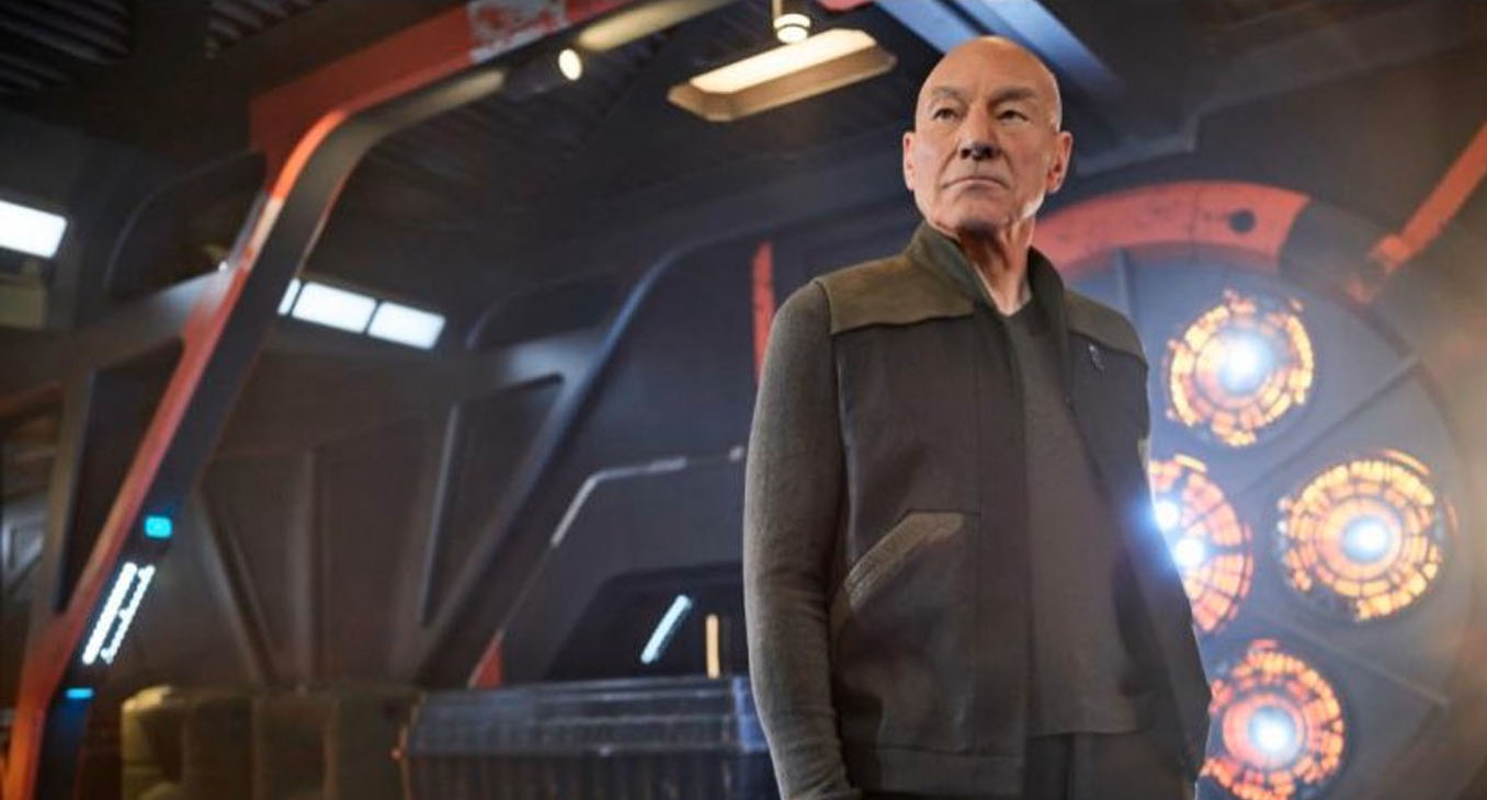 Star Trek: Picard (CBS All Access/Amazon Prime)
