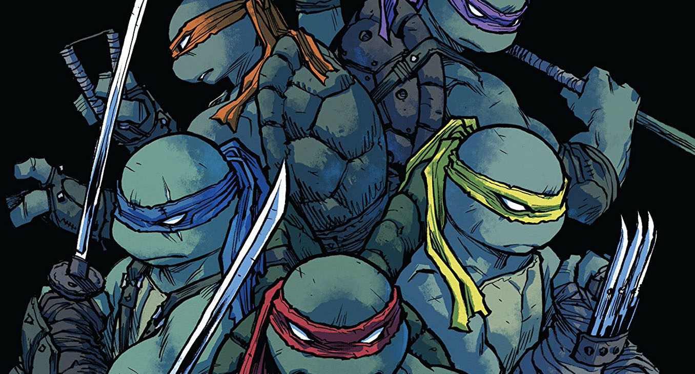 Teenage Mutant Ninja Turtles (IDW Publishing)