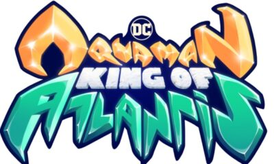 Aquaman: King of Atlantis (DC Comics/HBO Max)