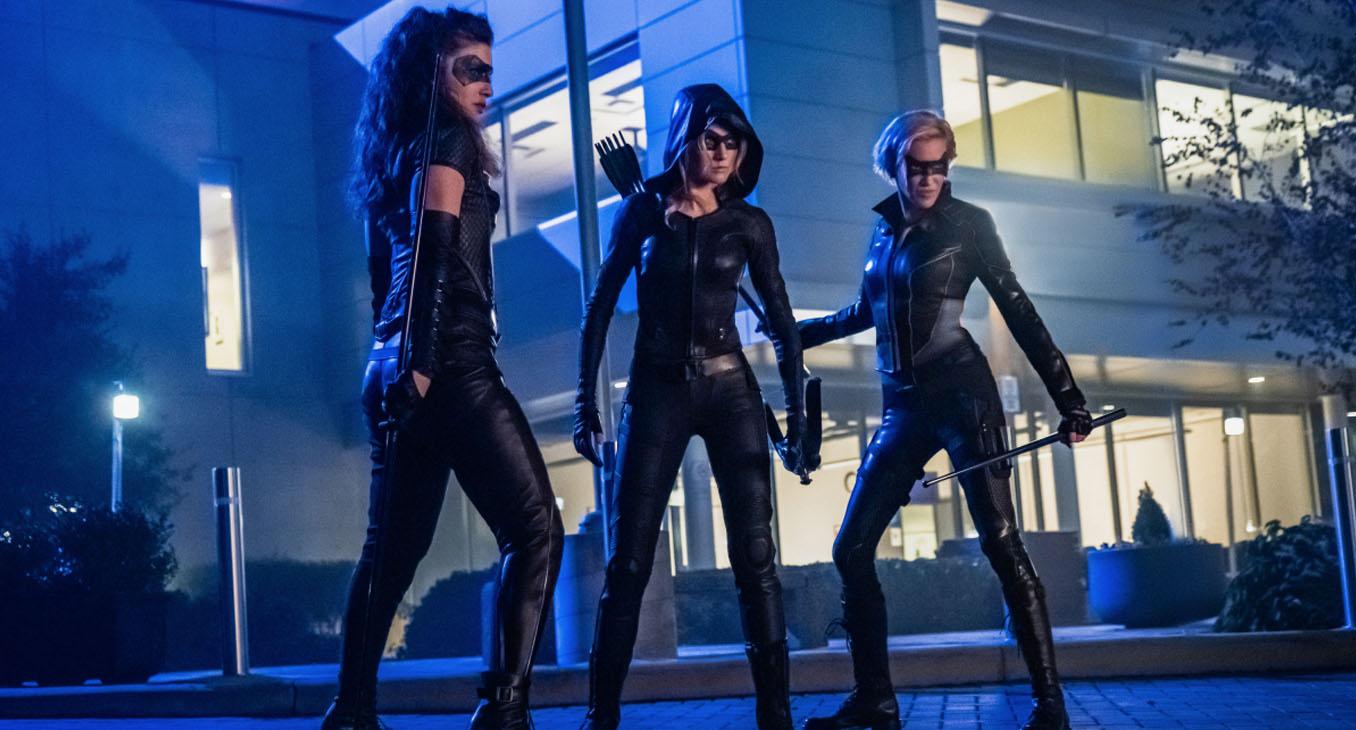 Arrow (The CW/Warner Bros.)
