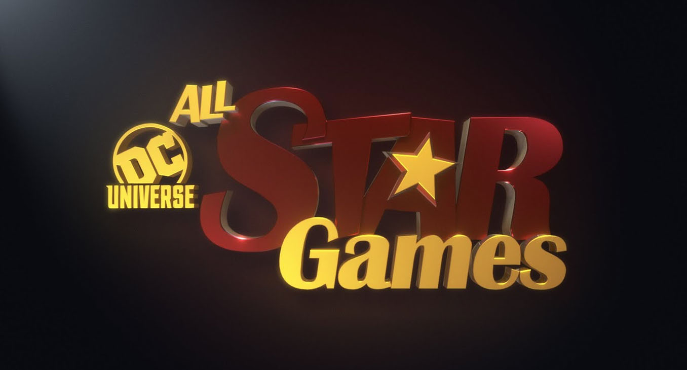 DC Universe All Star Games (DC Universe/Warner Bros.)