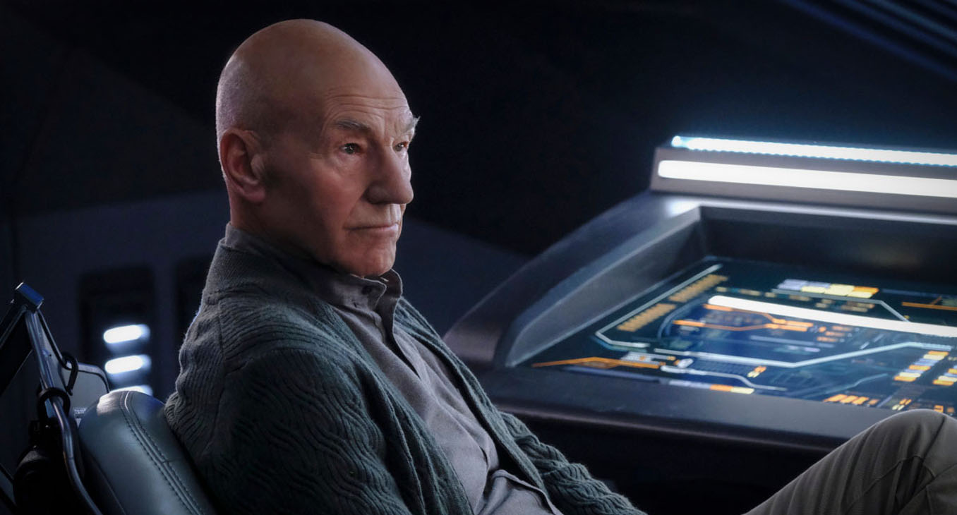 Star Trek: Picard (CBS All Access/Amazon Prime Video)