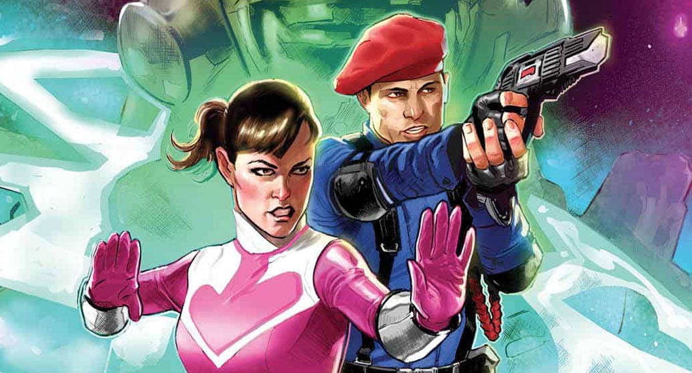 Power Rangers: Sins of the Future (BOOM! Studios)
