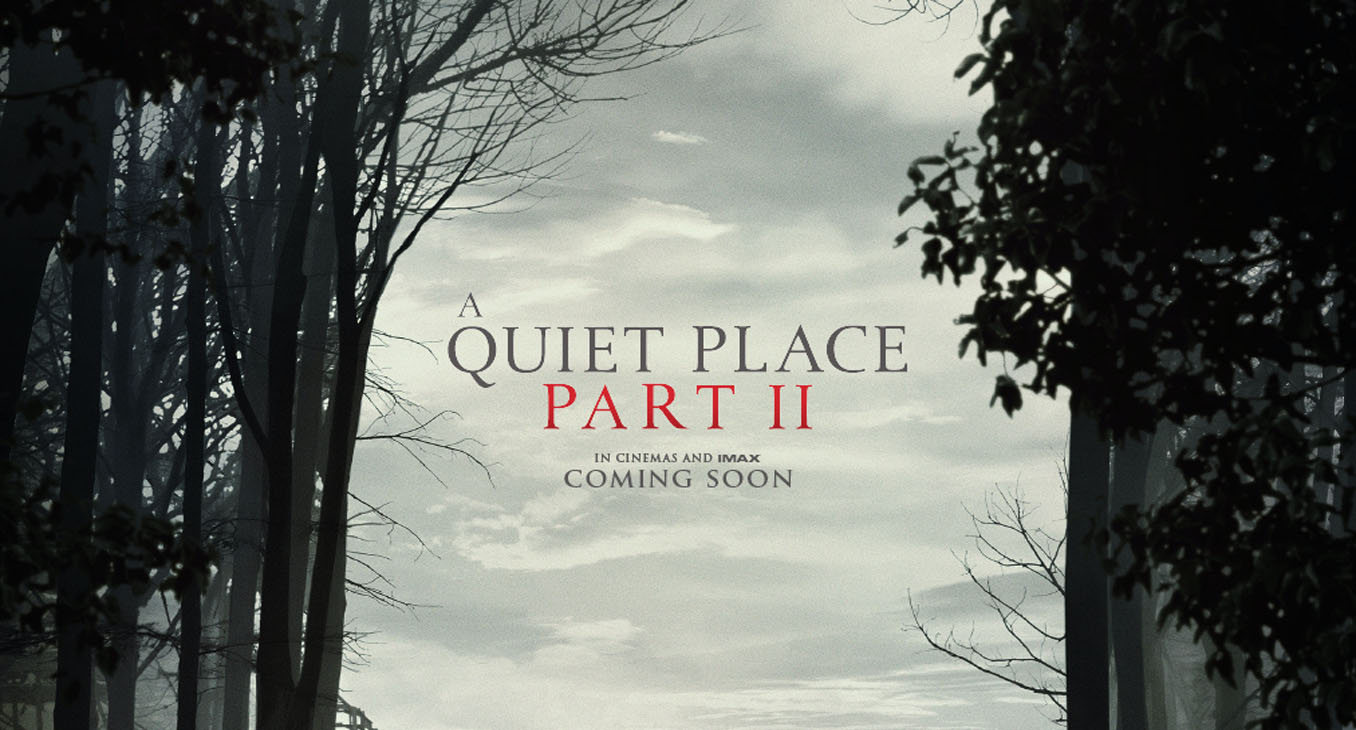 Image result for a quiet place 2 poster
