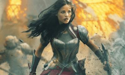 Sif Thor: The Dark World