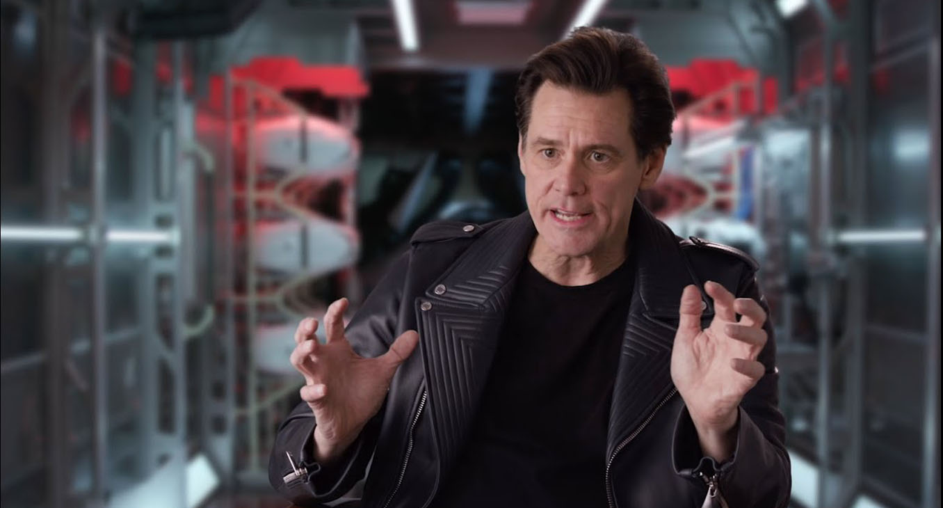 Jim Carrey - Sonic The Hedgehog (Paramount Pictures)