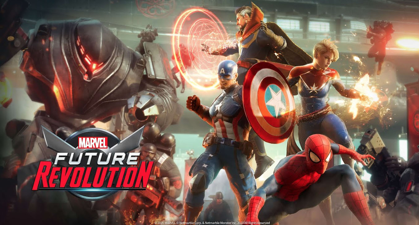 Marvel Future Revolution (Marvel/Netmarble)