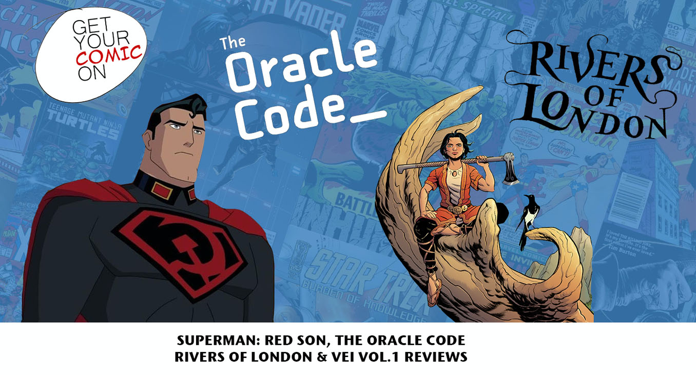 Gyco Pod 33 Superman Red Son Get Your Comic On