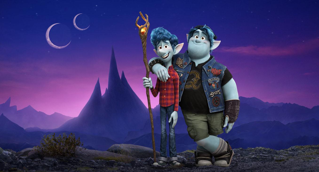 Onward (Walt Disney/Pixar)