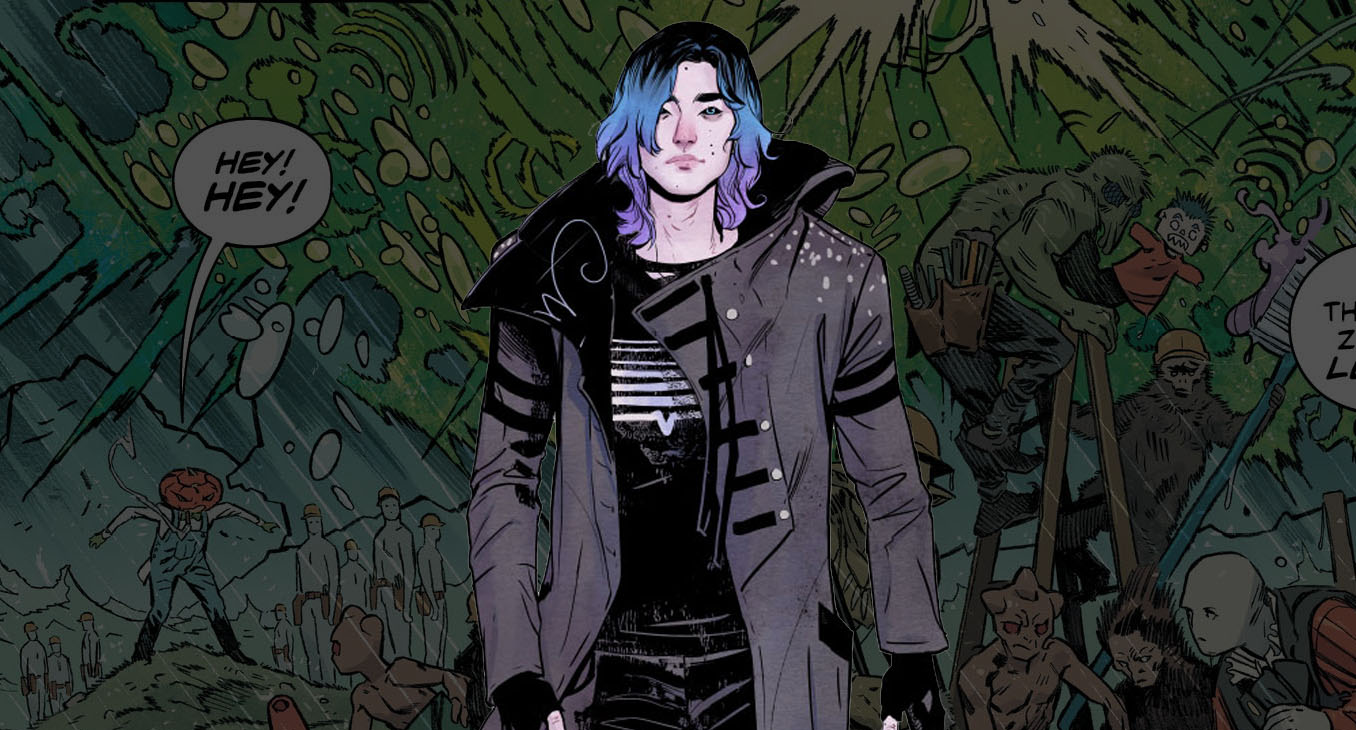 The Dreaming: Waking Hours (DC Comics)