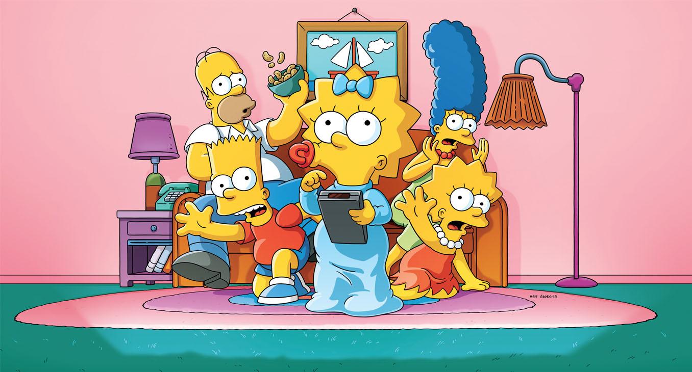 The Simpsons (Disney/Fox)