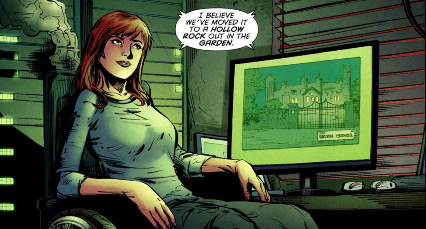 Barbara Gordon/Oracle (DC Comics)