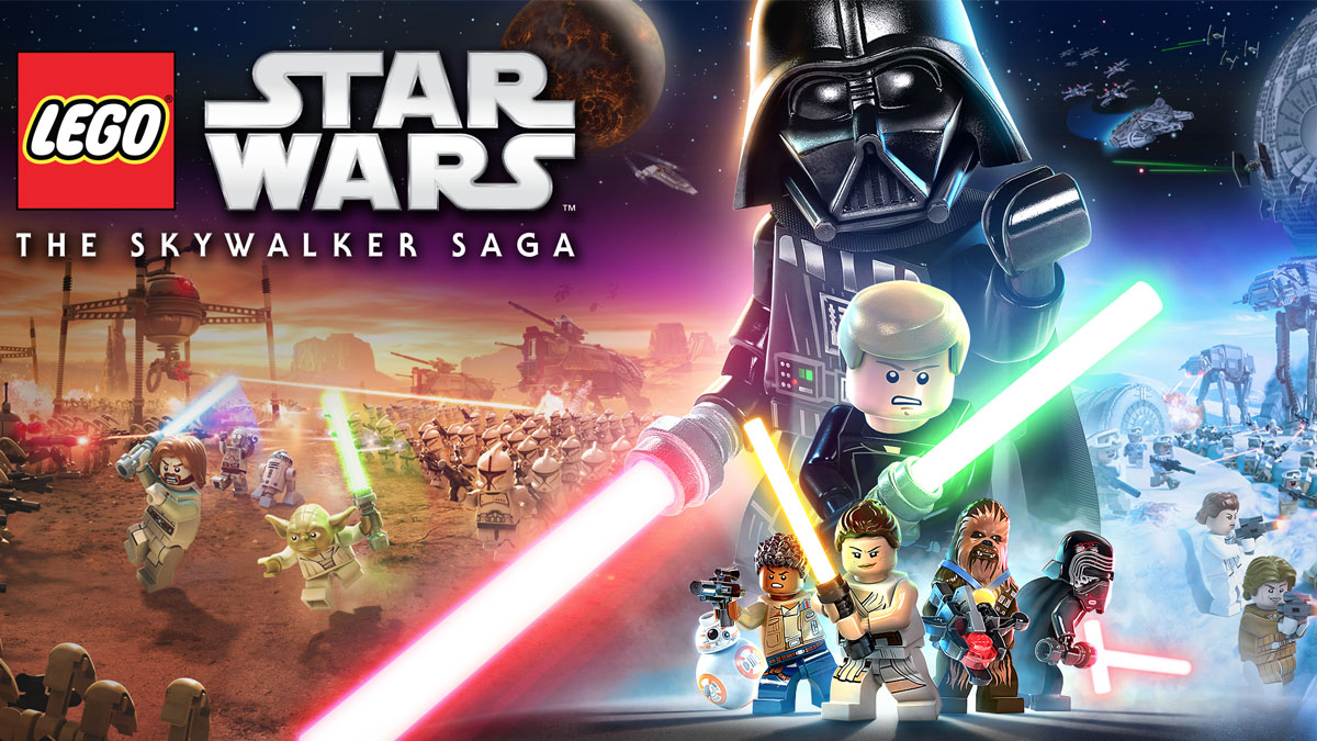 Feel The Force With New Gameplay From Lego Star Wars The Skywalker Saga Get Your Comic On