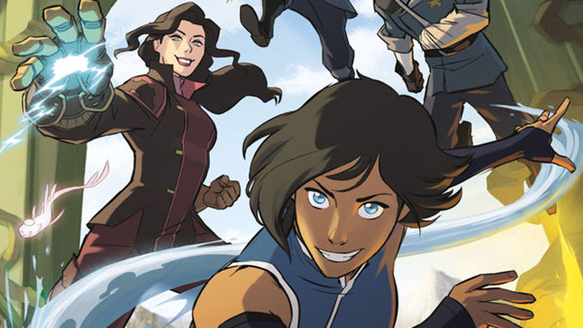 Legend of Korra: Turf Wars (Dark Horse)
