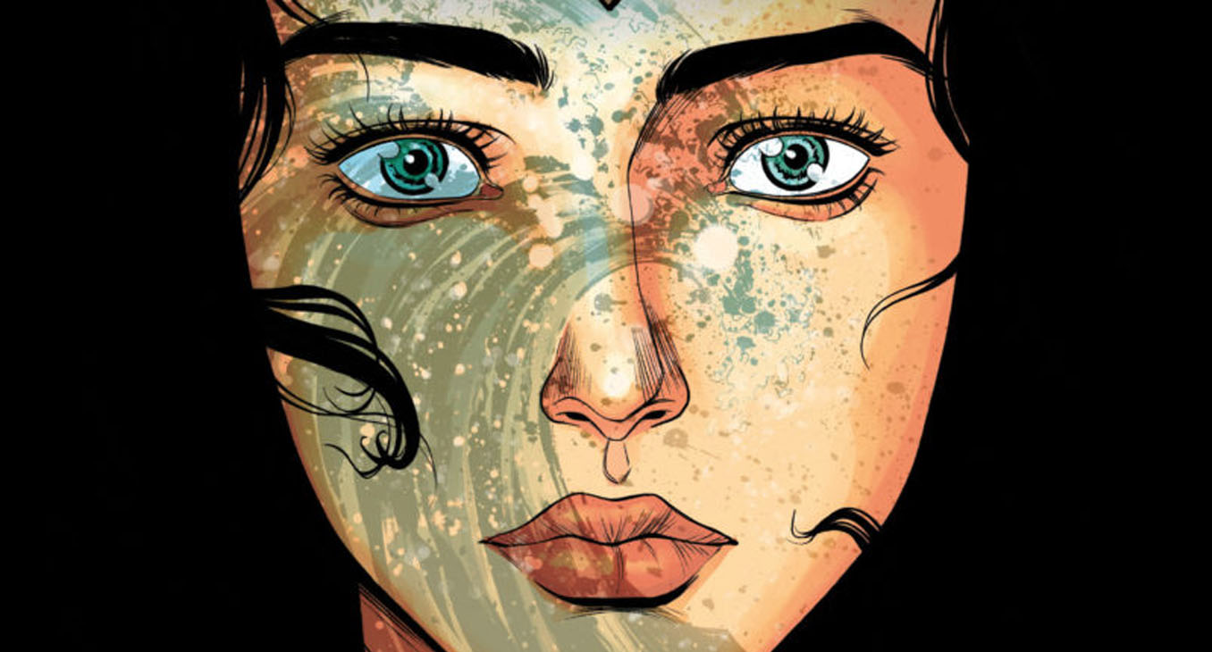 Wonder Woman: Tempest Tossed (DC Comics)