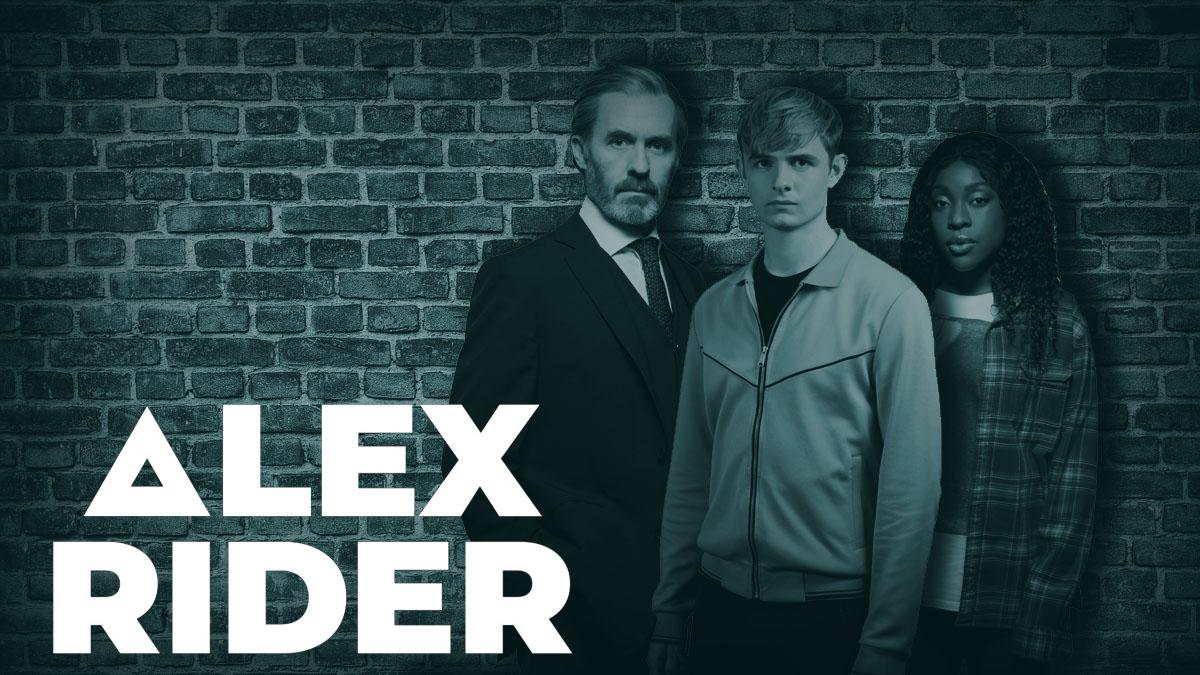 Alex Rider (Amazon Prime Video)