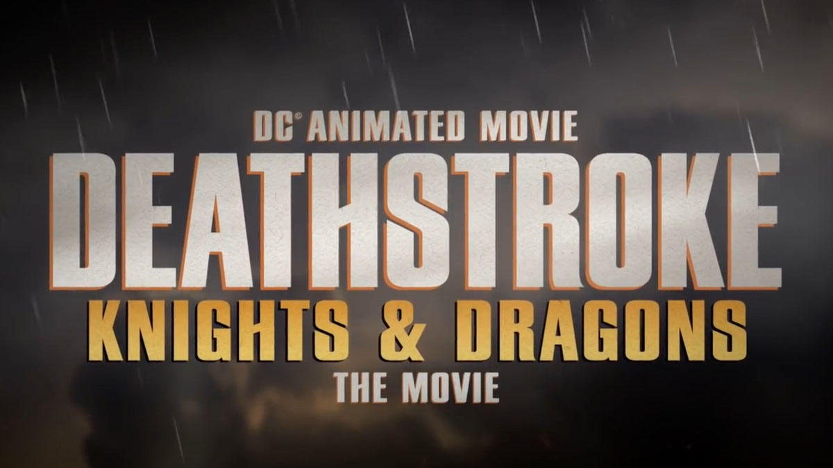 Deathstroke: Knights & Dragons (Warner Bros.)