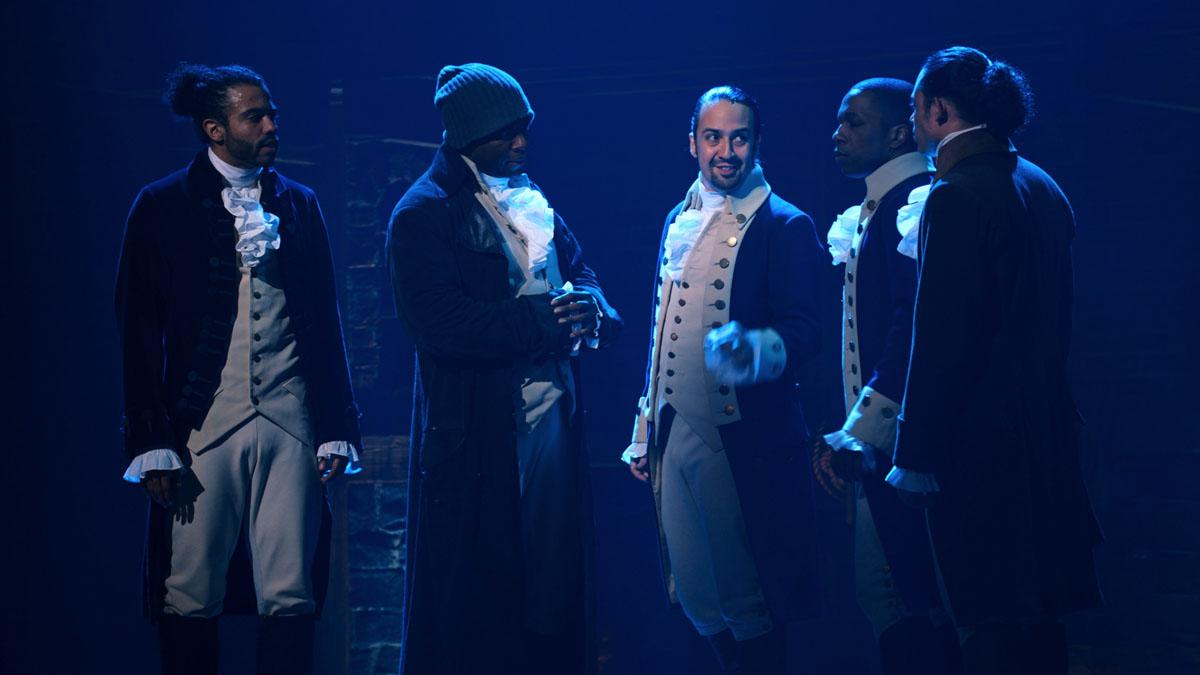 Hamilton (Disney+)
