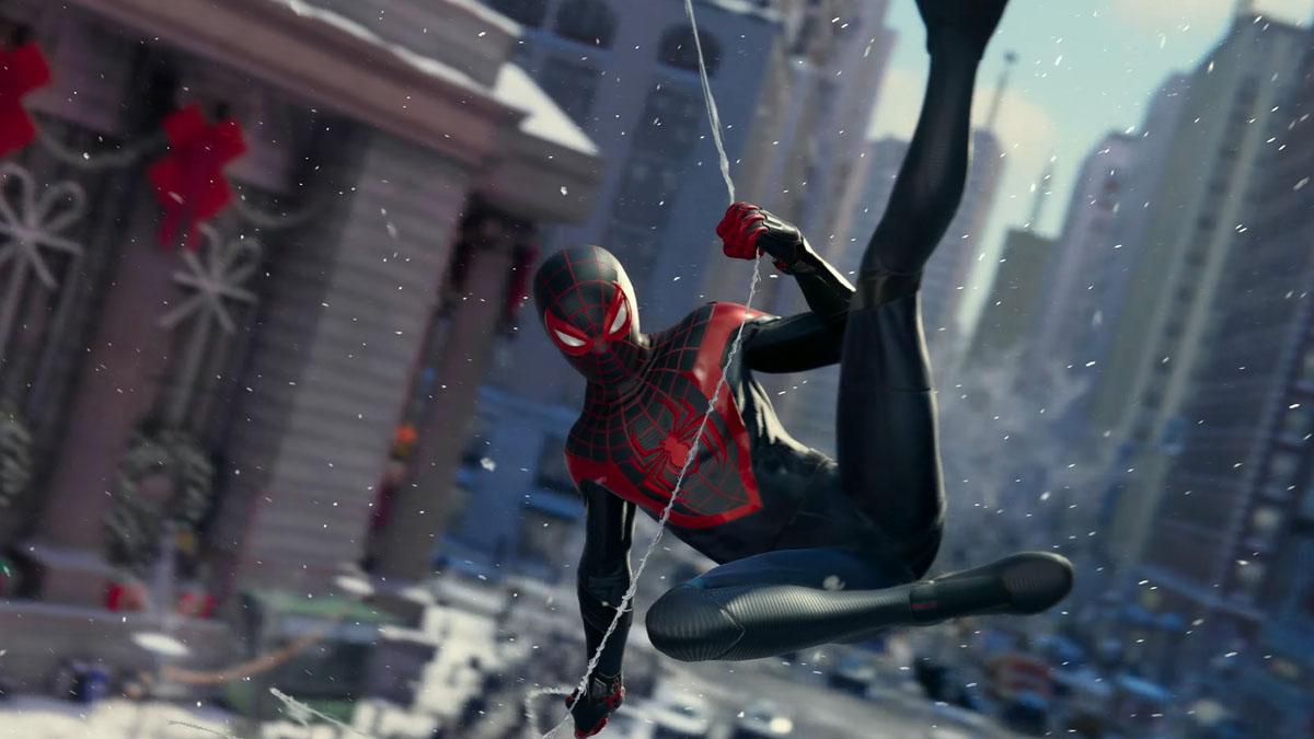Spider-Man: Miles Morales (Sony Playstation)