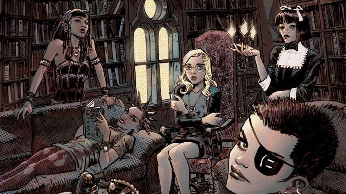 An Unkindness of Ravens (BOOM! Studios)