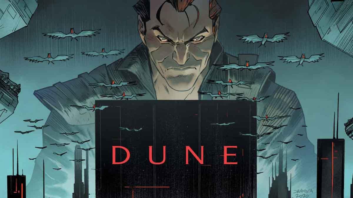 Dune: House Atreides (BOOM! Studios)