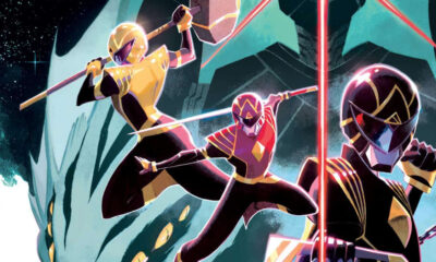 Power Rangers (BOOM! Studios)