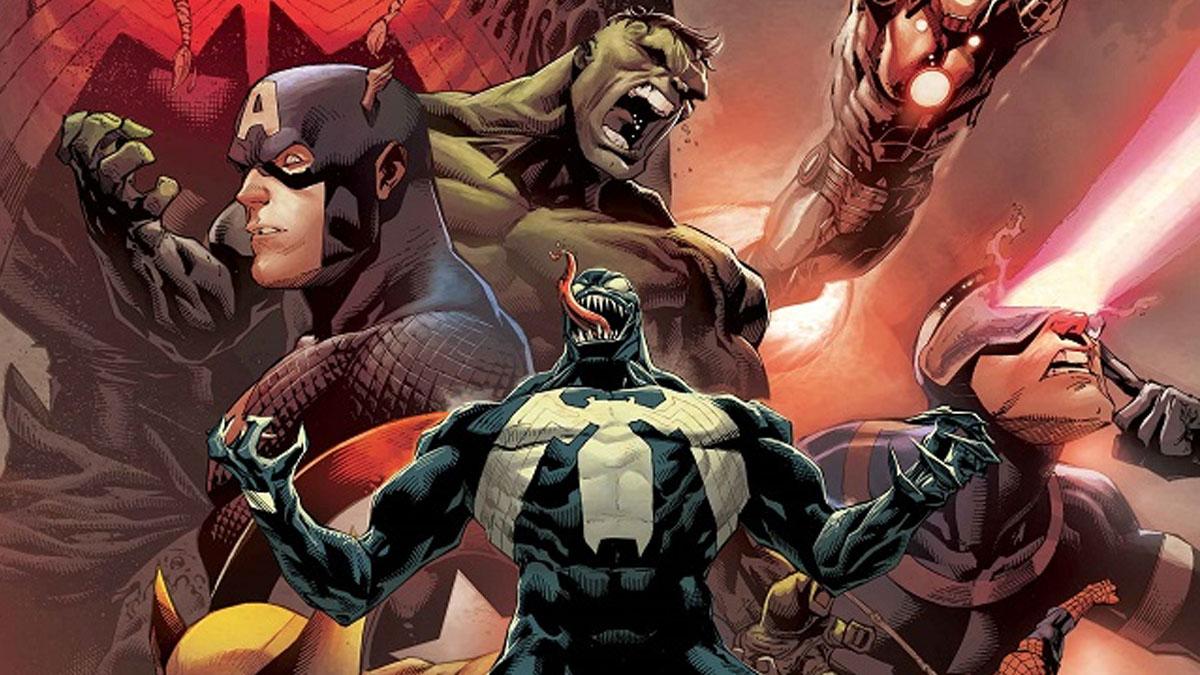 Venom - King in Black (Marvel Comics)