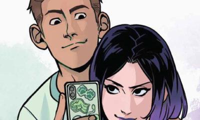 Teen Titans: Beast Boy Loves Raven (DC Comics)