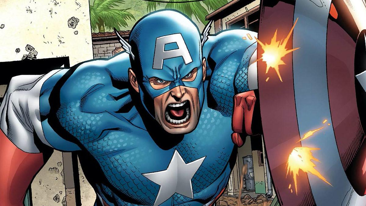 Captain America: Vault of Heroes (IDW/Marvel)