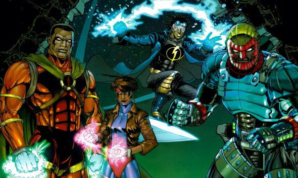 Milestone Comics (DC Comics)