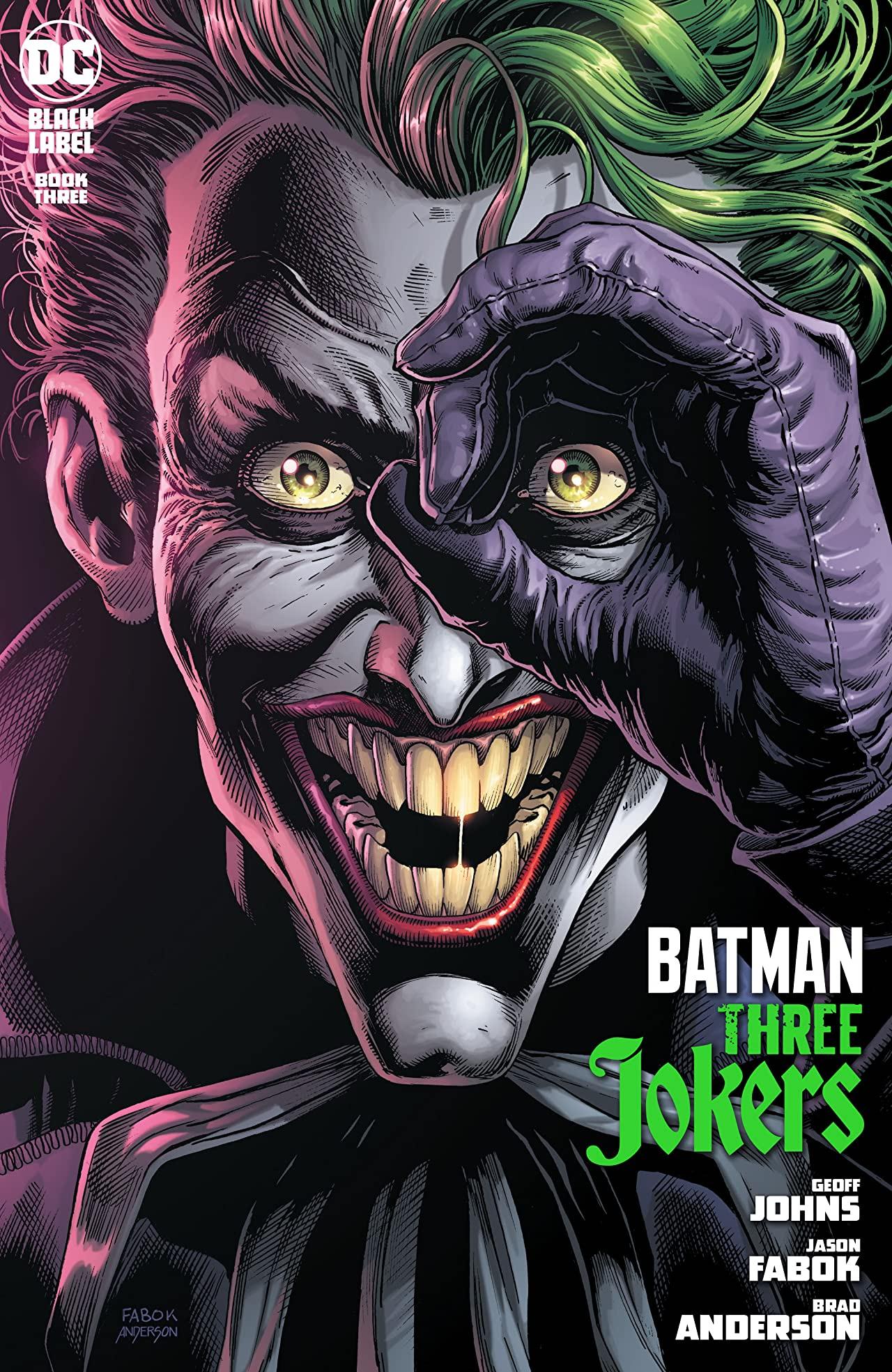 Batman: Three Jokers (DC Comics)