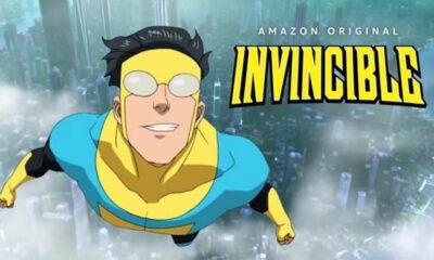 Invincible (Amazon Prime Video)