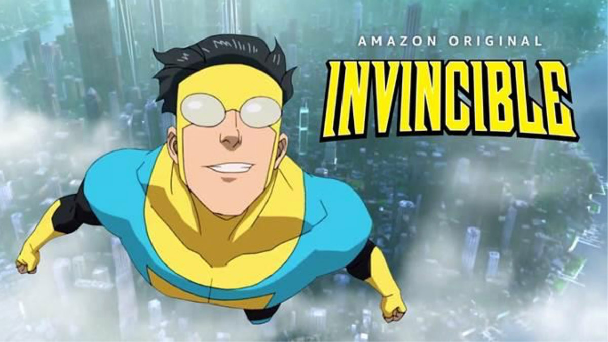 Invincible (Amazon Prime Video)