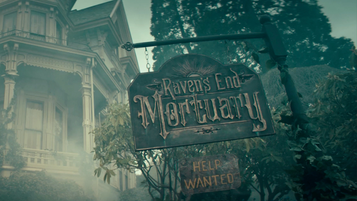 The Mortuary Collection (Shudder)