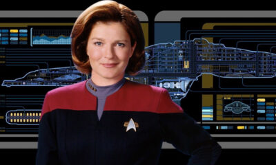 Kate Mulgrew (Star Trek: Voyager/CBS Television)