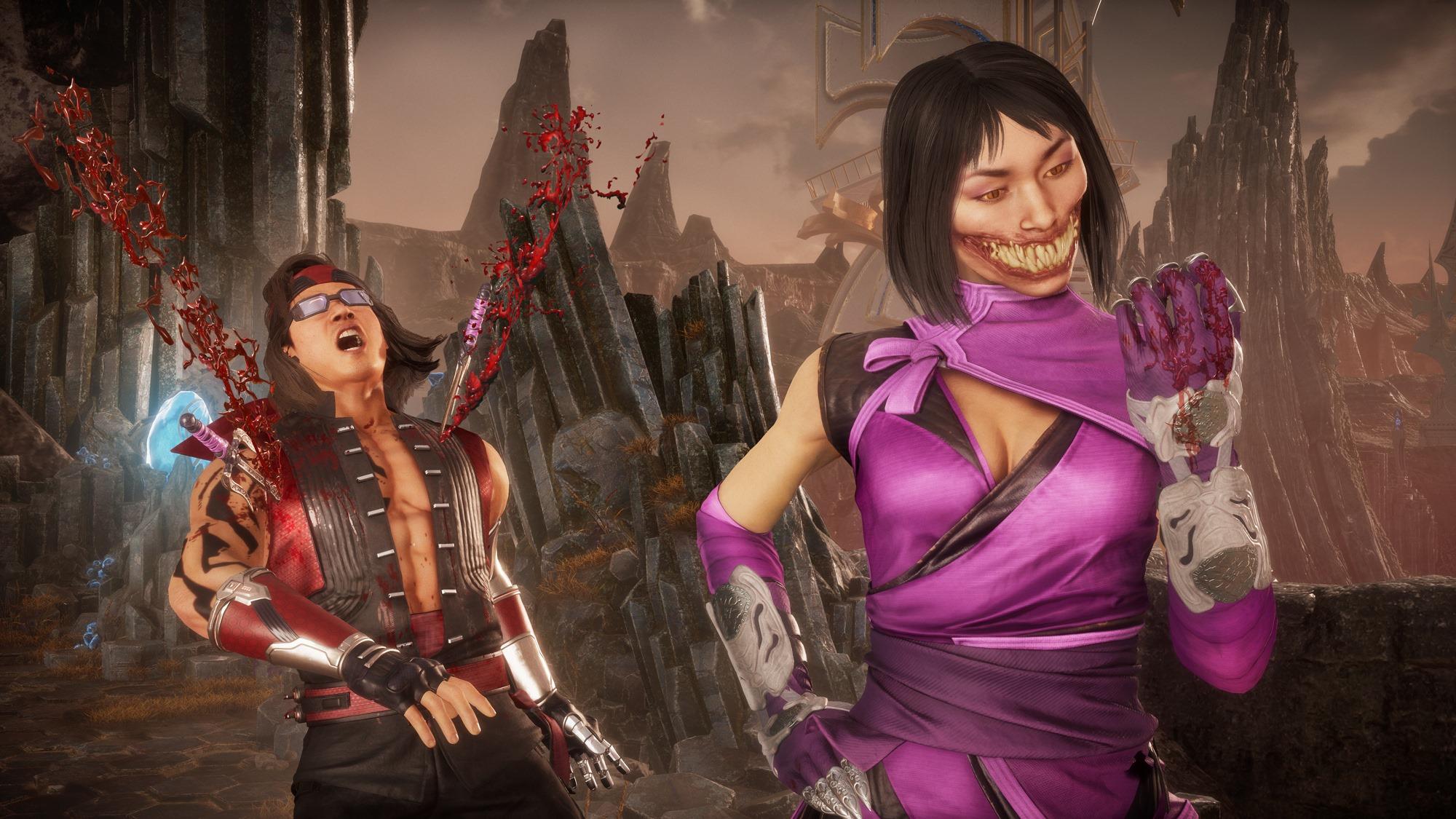 Mortal Kombat (Warner Bros. Games)