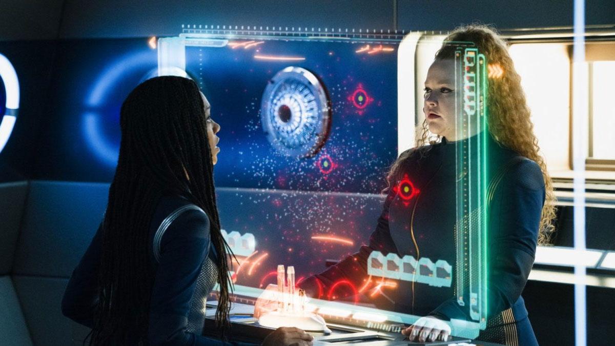 Star Trek: Discovery (CBS All Access/Netflix)