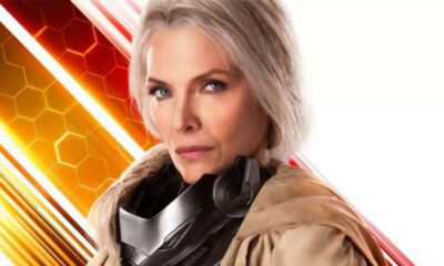 Michelle Pfeiffer / Ant-Man and The Wasp (Marvel Studios)