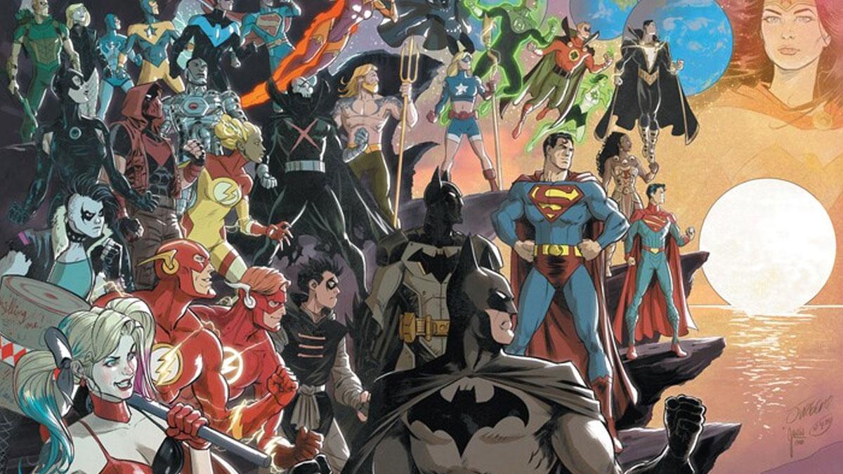 Infinite Frontier (DC Comics)