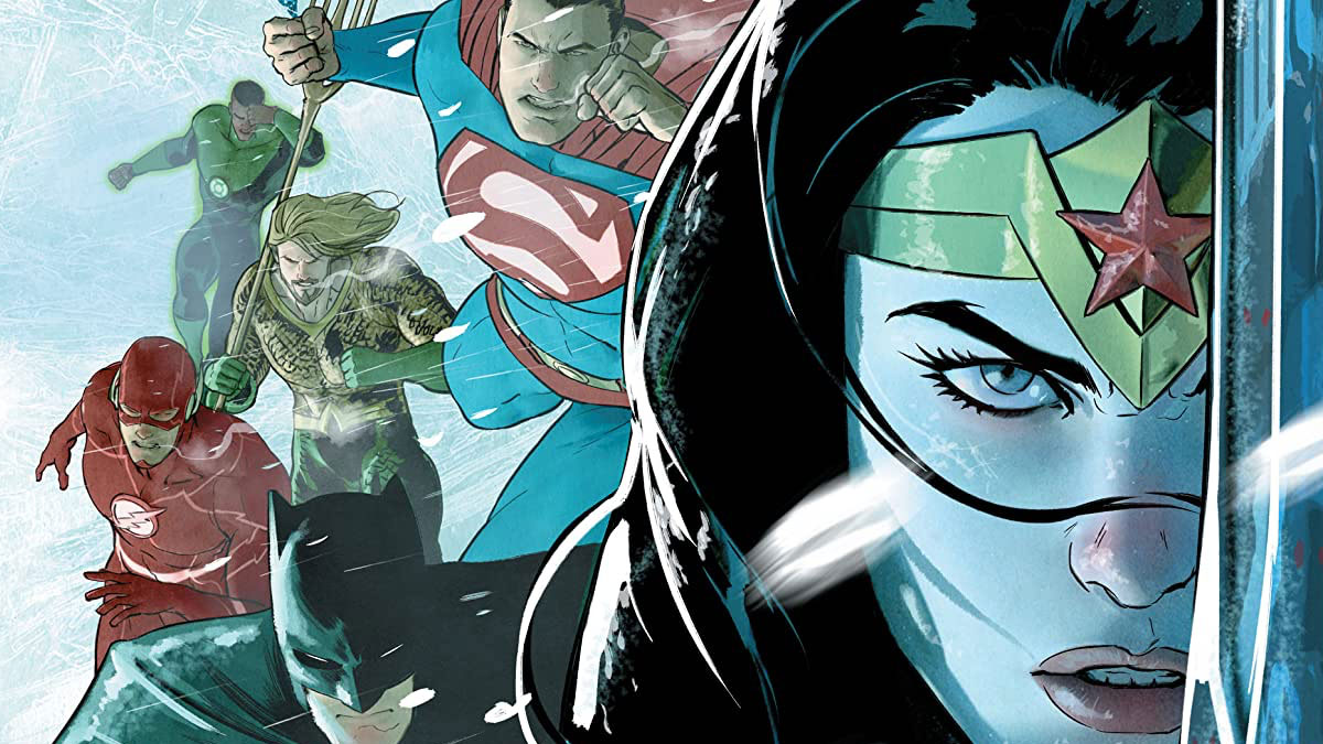 Justice League: Endless Winter #1 (DC Comics)