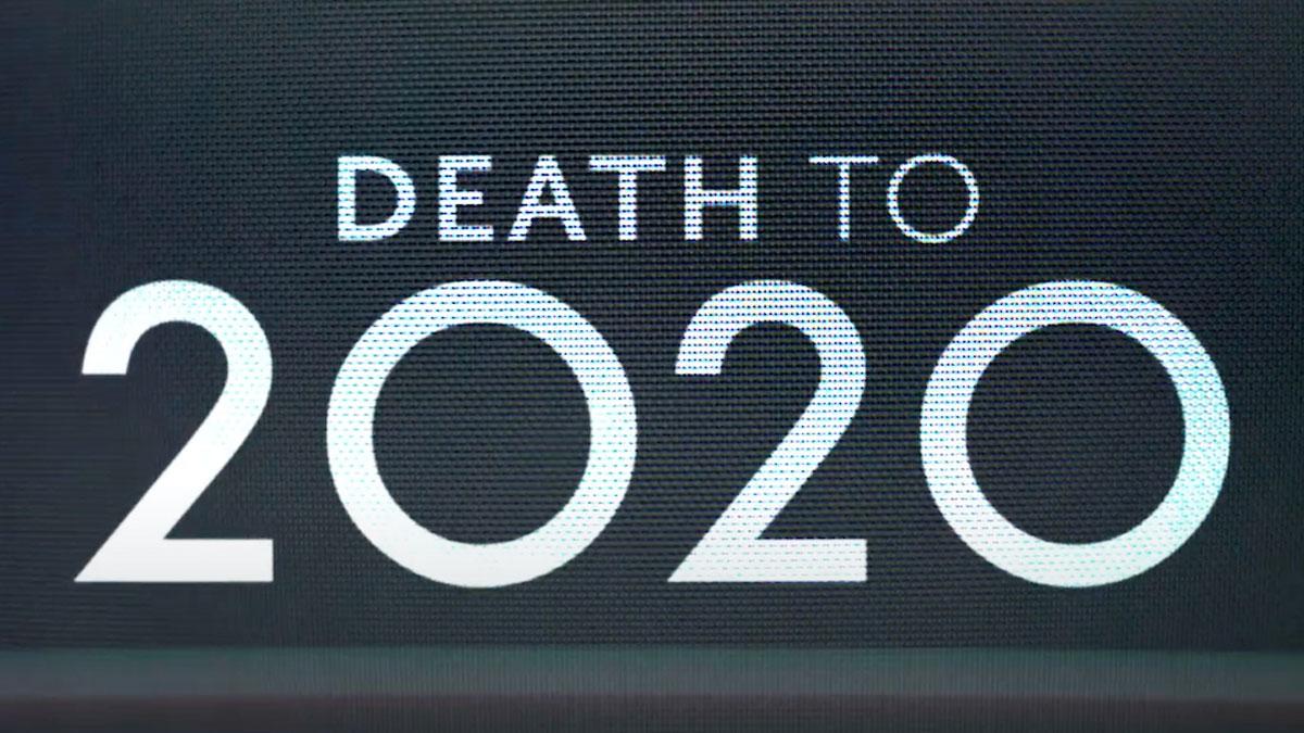 Death To 2020 (Netflix)