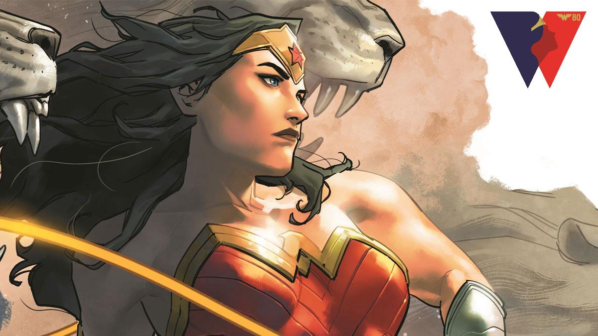 Sensational Wonder Woman #1 (DC Comics)